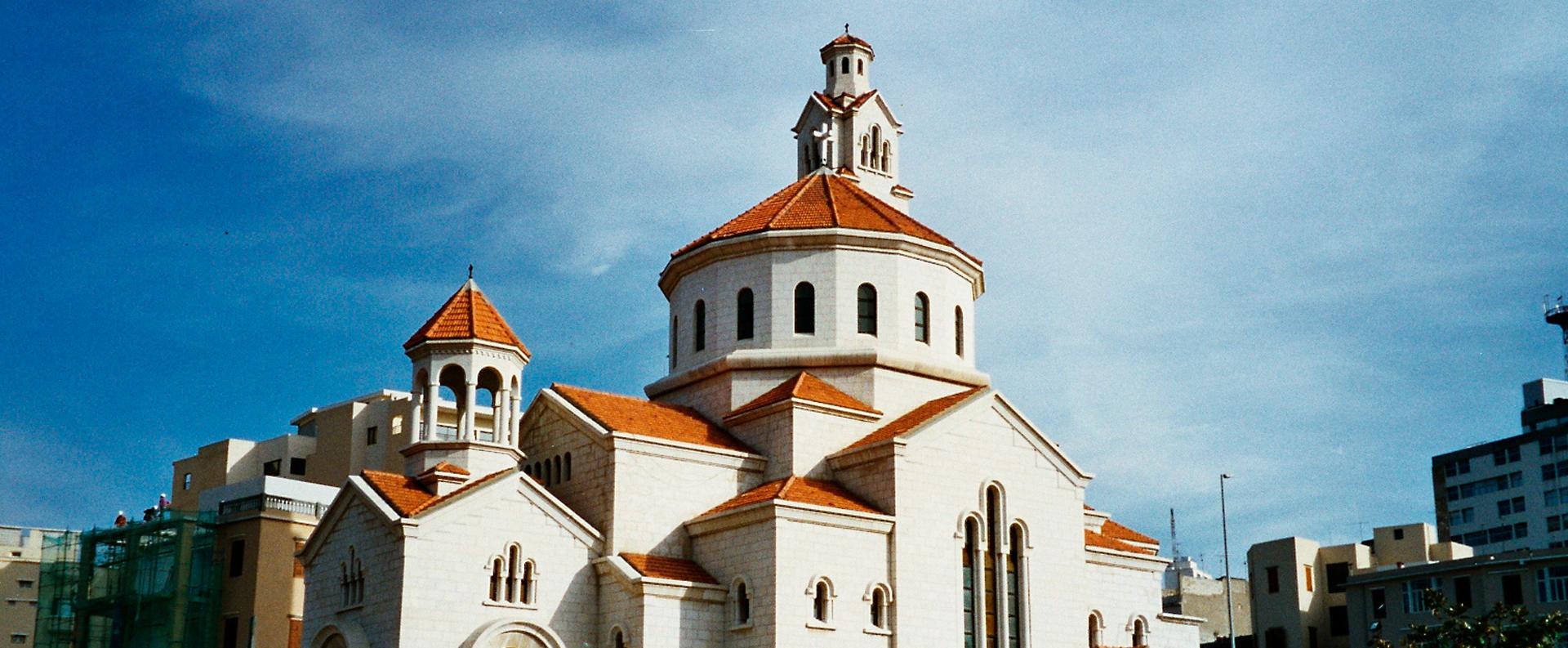 Собор Святого Николая в Бейруте-1
